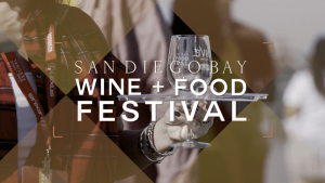 San Diego Food and Wine Festival logo